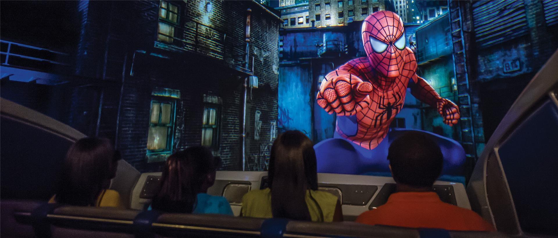 the amazing adventures of spider man universal u0027s islands of