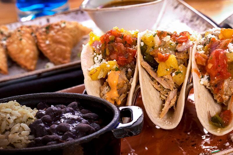 Antojitos Authentic Mexican Food Menu