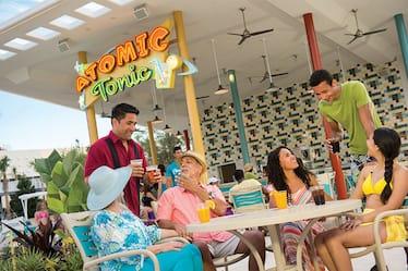 Atomic Tonic™ | Universal's Cabana Bay Beach Resort on