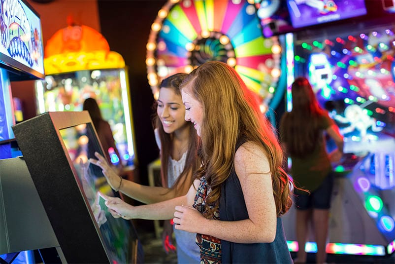 flirting games at the beach resort casino play game
