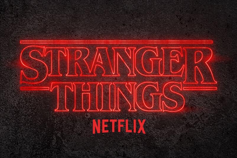 Stranger Things Logo Halloween Horror Nights