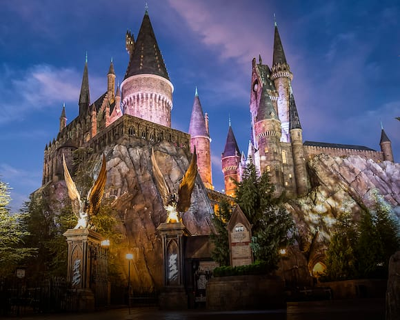 Harry Potter and the Forbidden Journey™ in Hogsmeade™ | Universal's