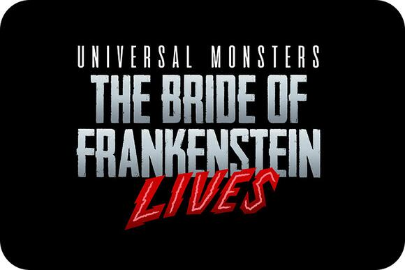 Universal Orlando Universal Monsters: The Bride of Frankenstein Lives