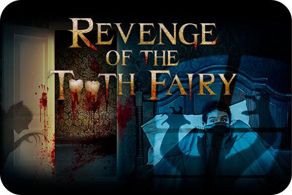 Universal Orlando Revenge of the Tooth Fairy