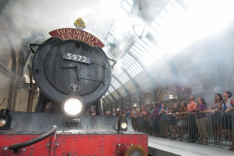 The Wizarding World Of Harry Potter Hogsmeade Universal S