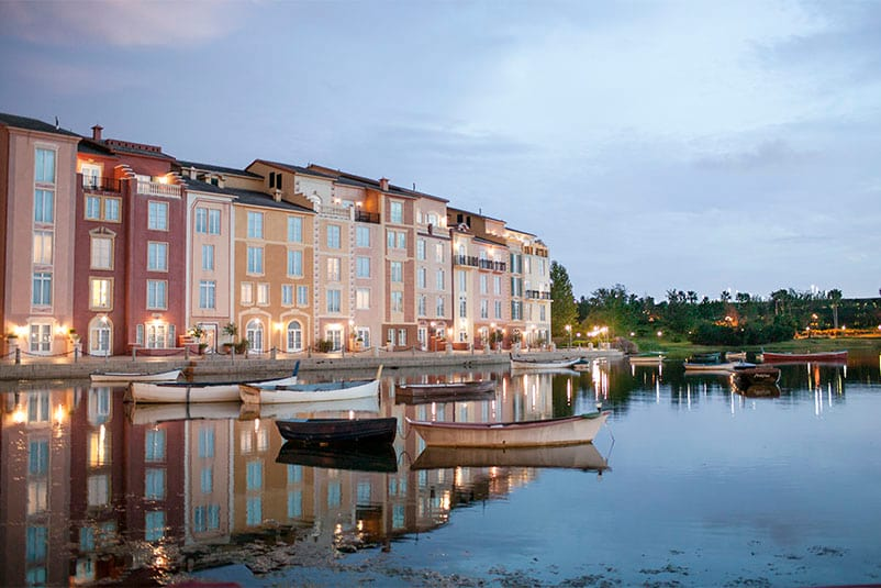 Waterfront Views And Old World Charm Surrounding The Sparkling Portofino Bay