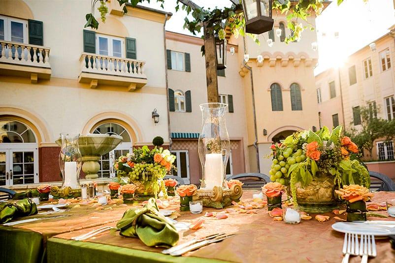 Unique Hotel Wedding Venues At Universal Orlando Resort