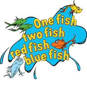 One Fish, Two Fish, Red Fish, Blue Fish™ | Universal's Islands of ...