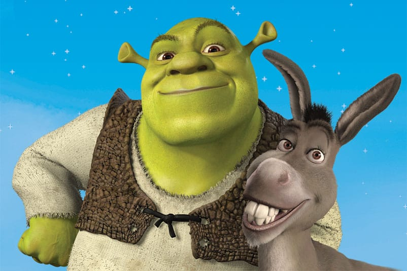 shrek donkey essay Get an answer for 'what are traits that describe shrek, fiona, gingy, lord farquaad and the donkey in the movie and the musical shrek' and find homework help for other cinema questions at enotes.