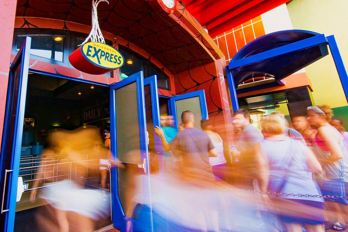 Universal Express Pass Universal Orlando Resort