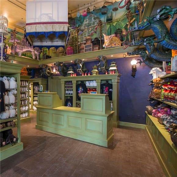 Magical Menagerie in Diagon Alley™ | Universal Studios Florida™