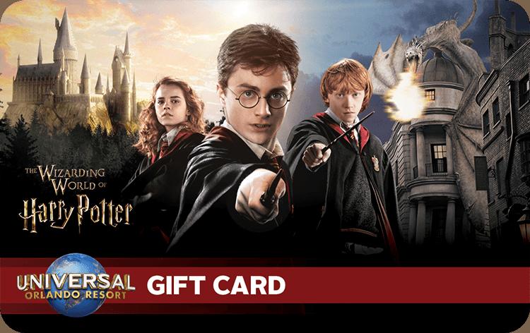 Universal Orlando™ Gift Card | Universal Orlando Resort™