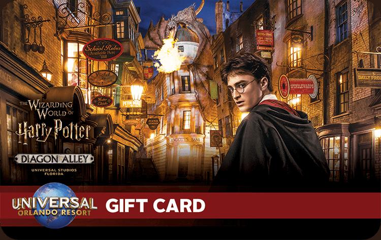 Universal Orlando™ Gift Card