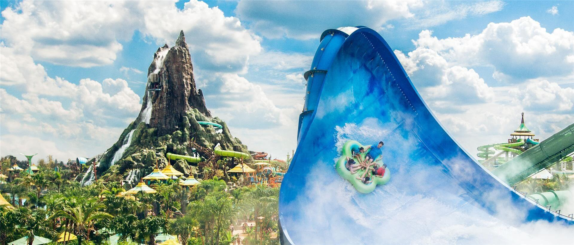 Universal S Volcano Bay Water Theme Park Universal