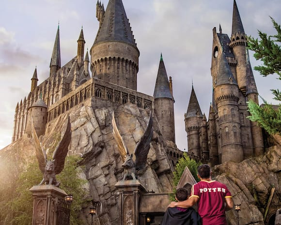The Wizarding World of Harry Potter™   Two Lands at