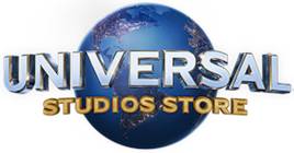 The logo for the Universal Studios Store.